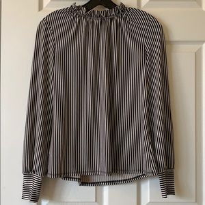 Like new striped blouse